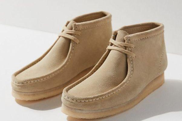 Women's Clarks Wallabee Boot