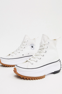 Converse Run Star Hike Hi Canvas Sneakers