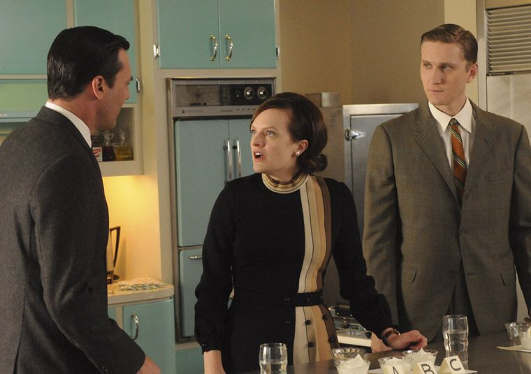 Mad Men Season 5 Episode 8 Recap Surrender To The Void