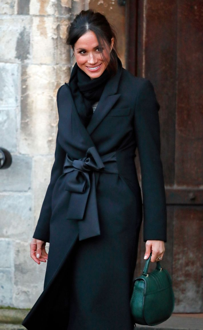 22c84e1fc A Definitive Ranking of Meghan Markle's Power Coats