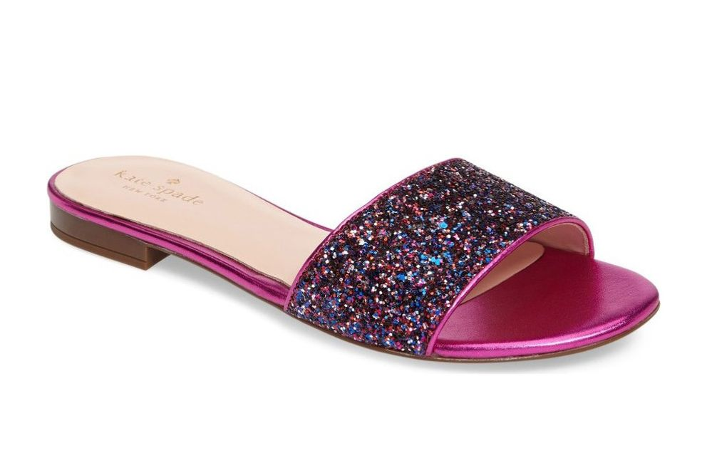 Kate Spade New York Madelline embellished sandals