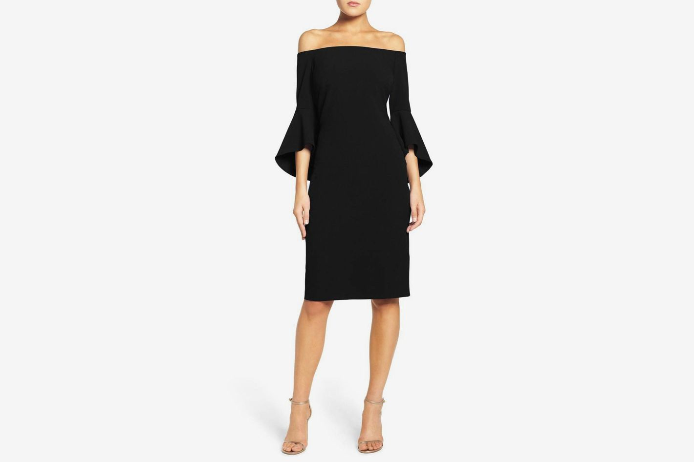 Chelsea28 Off the Shoulder Dress