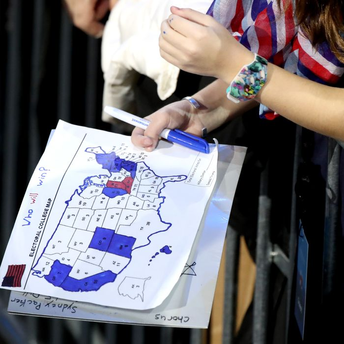There\'s a New Electoral Map in Town