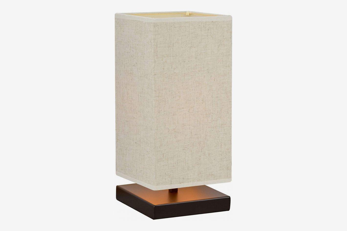 Kira Home Lucerna 13 Touch Bedside Lamp