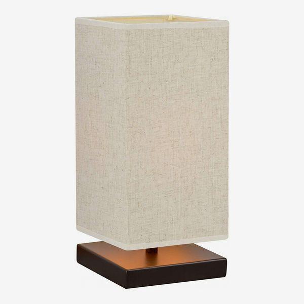 """Kira Home Lucerna 13"""" Touch Bedside Lamp"""
