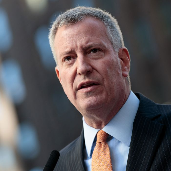When Healthcare Is All In Luck Of Draw >> Bill De Blasio Wants In On The Health Care Reform Trend