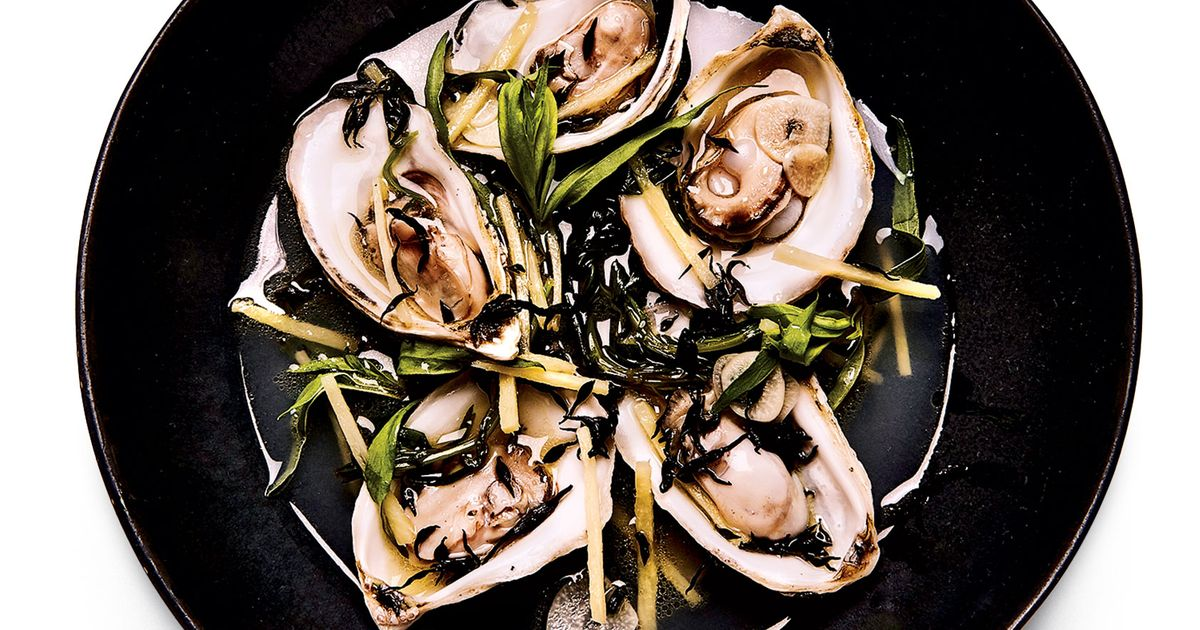 The Dish Steamed Oysters Grub Street