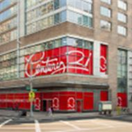 A rendering of the Lincoln Center Century 21 store.