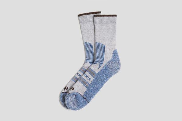 United By Blue Bison Trail Socks
