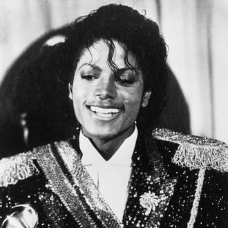 US superstar Michael Jackson holds sever