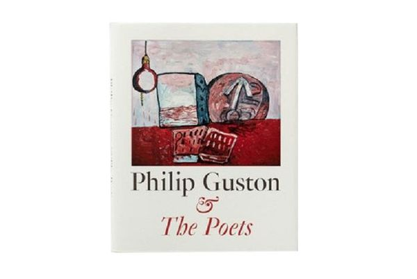 Philip Guston & the Poets, by Kosme de Baranano