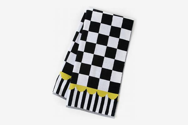 MacKenzie-Childs Courtly Check Bath Towel