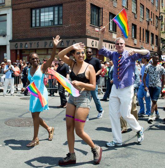 houston mayor gay pride