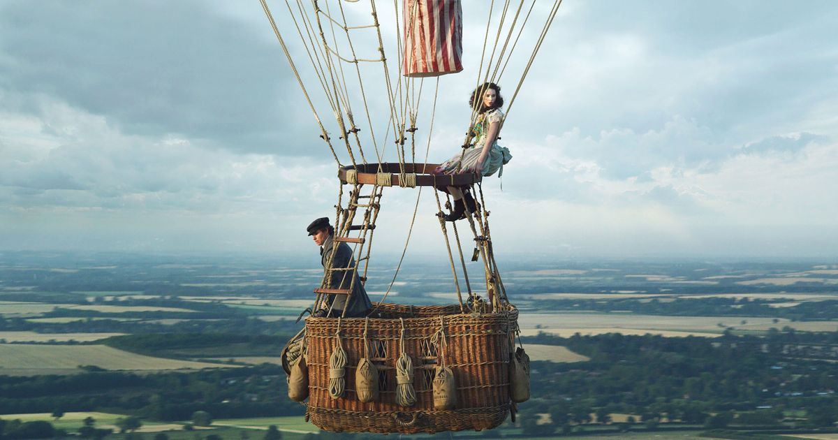 Yes, The Aeronauts Is an Actual Movie