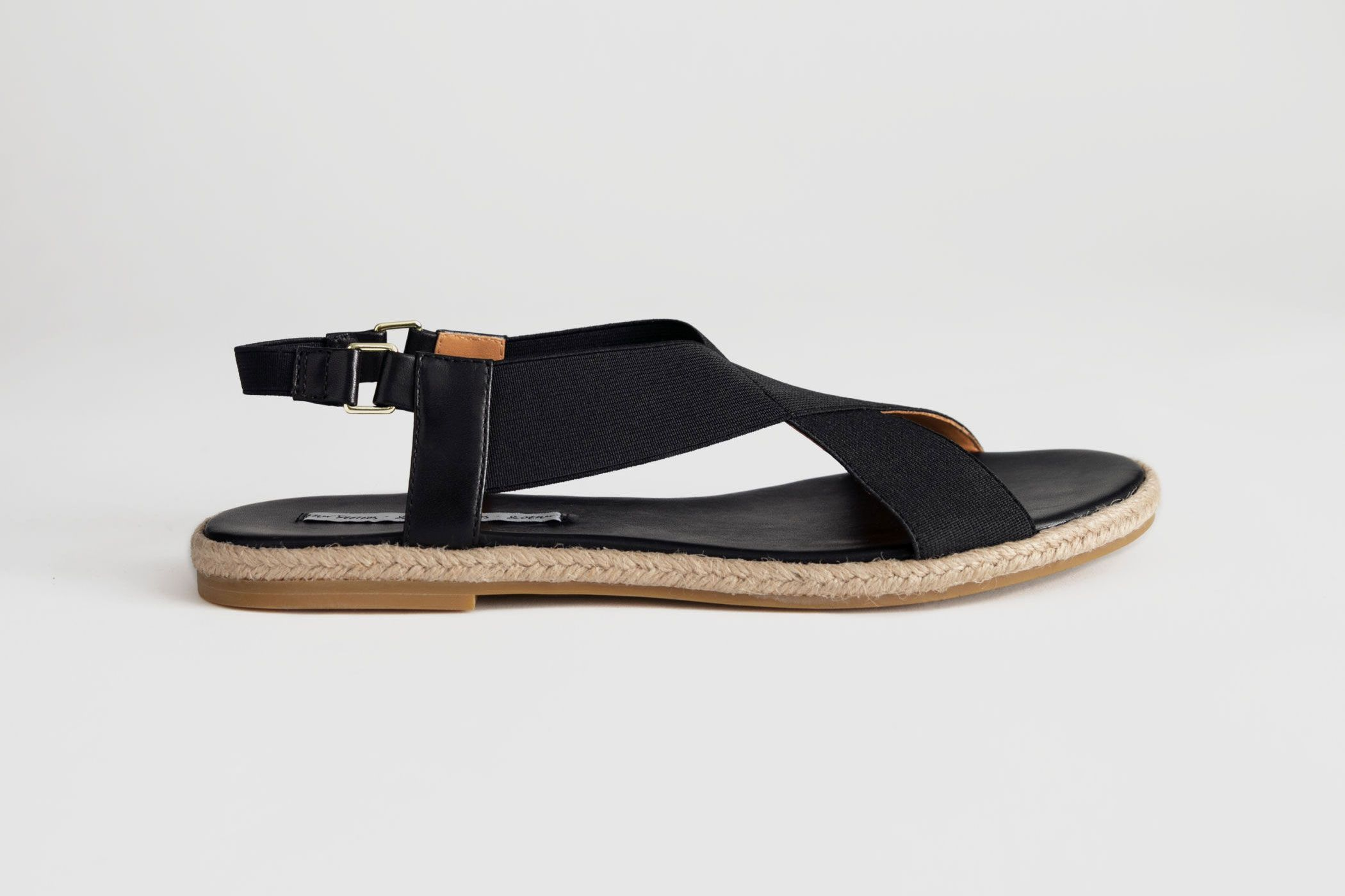 & Other Stories Cross Strap Sandal