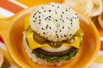Rice Burger Shop Will Open in the East Village