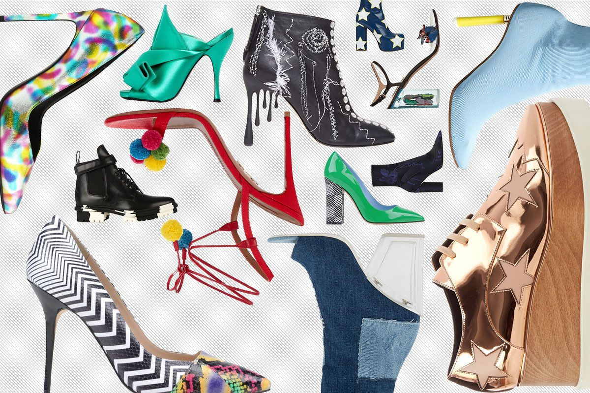 20 Pairs of Jaw-Droppingly Over-the-Top Shoes