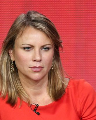 News correspondent Lara Logan of