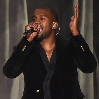 02a298700 Kanye Debuted an Excellent New Song at His Fashion Show Today ...