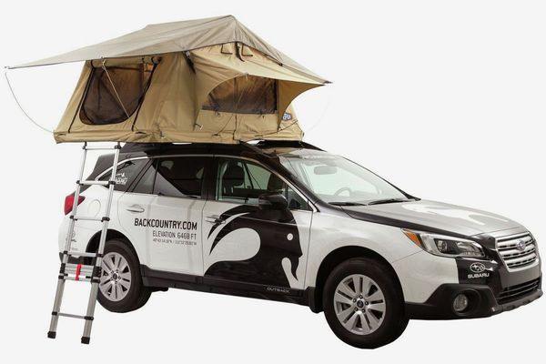 Tepui Ayer Sky Tent: 2 Person, 4-Season