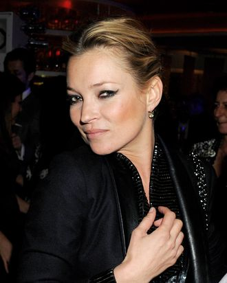 Kate Moss, who may <em>or may not</em> be related to this unfortunate story.