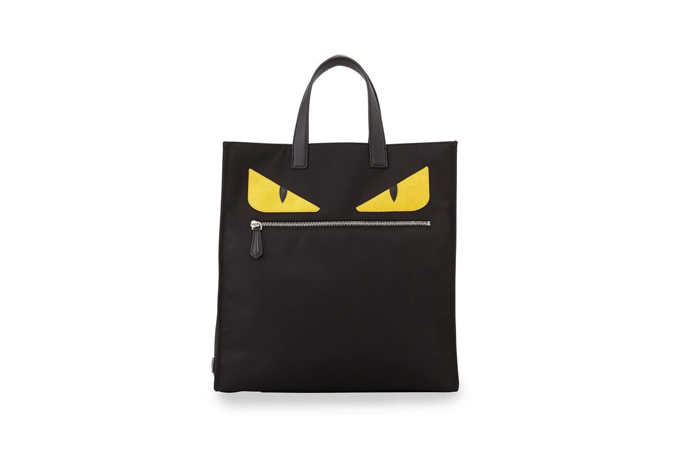Fendi Monster-Creature Tote Bag
