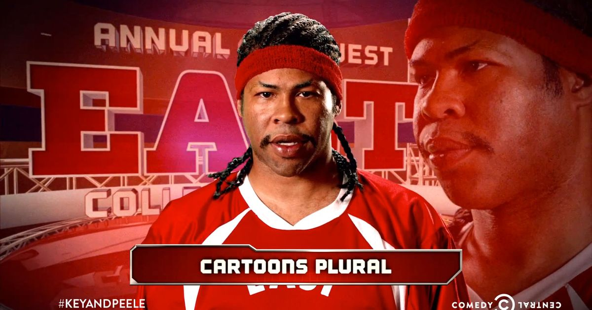 Key And Peele Did Another Football Names Sketch