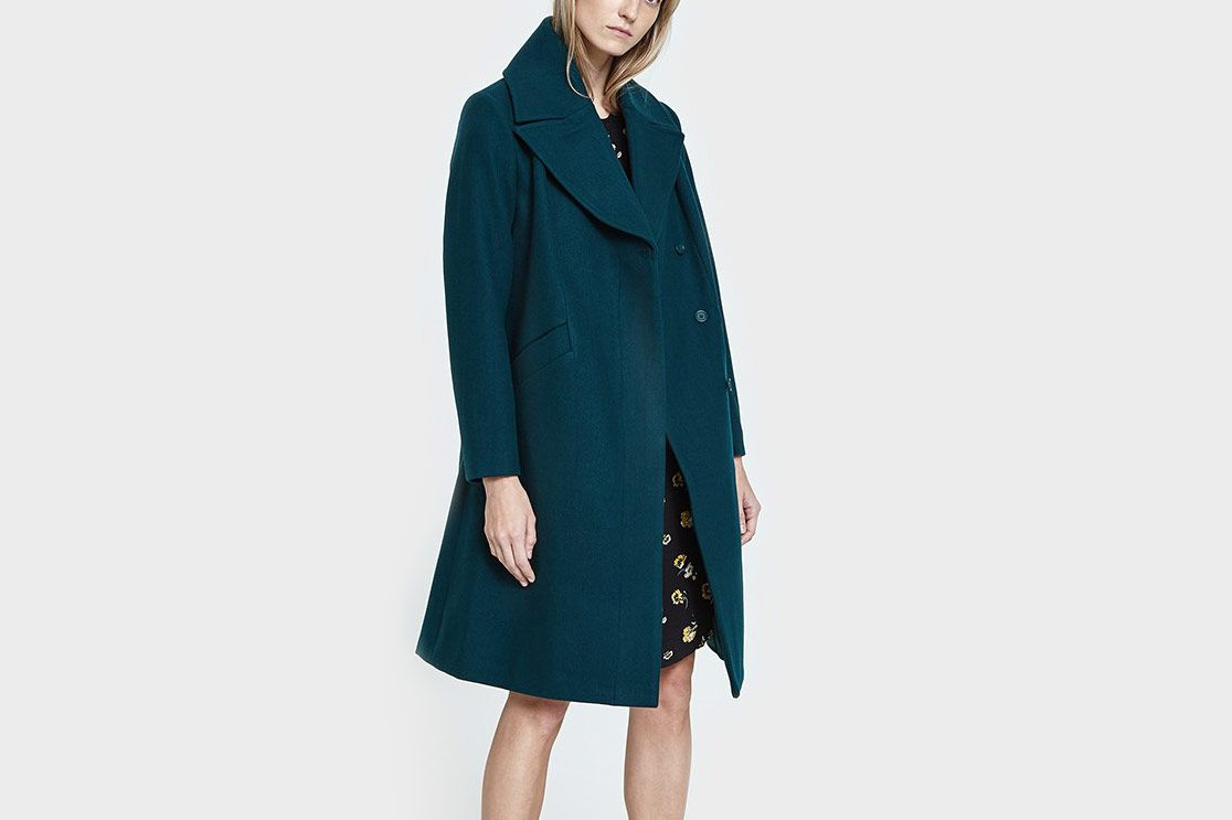 Just Female Vintage Long Coat