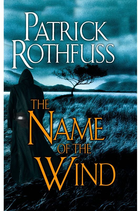 <em>The Name of the Wind</em> by Patrick Rothfuss