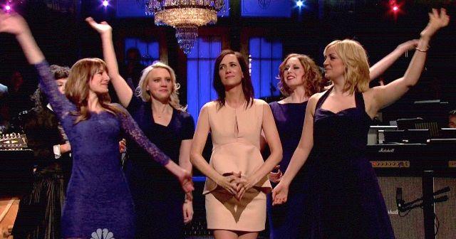 How Kristen Wiig S Teary Snl Farewell Happened Vulture