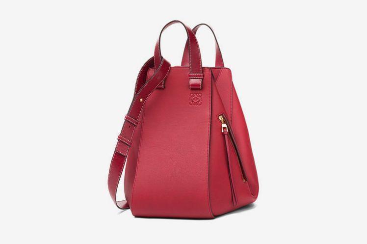 Loewe Hammock Bag Rouge
