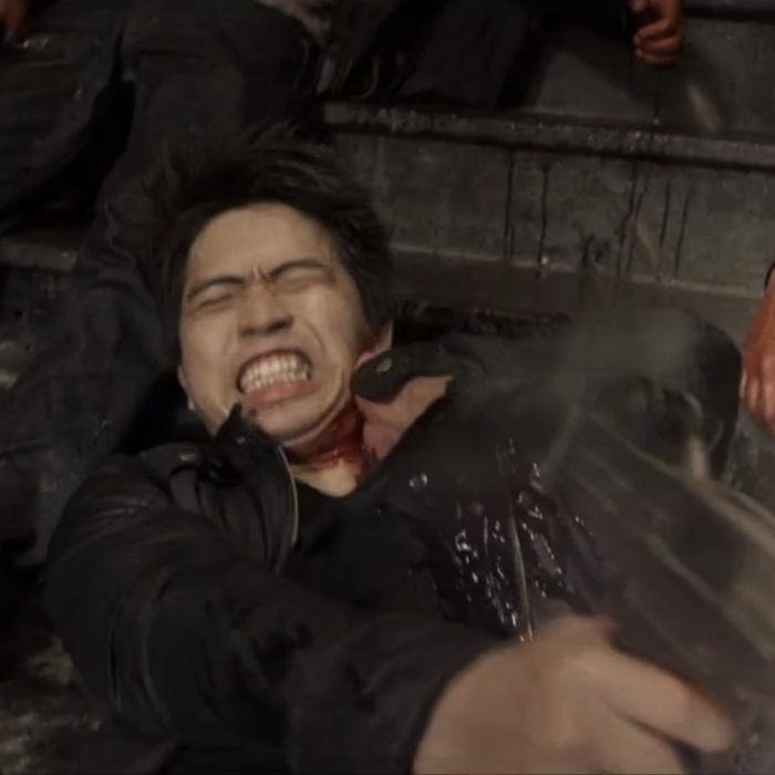 Ebiri The Raid 2 Is A Relentlessly Violent Film That Blurs The Line