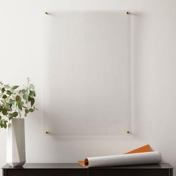 Modern Acrylic Frame