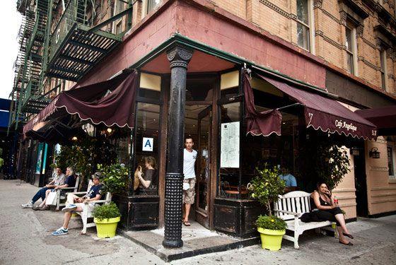 Cafe Angelique West Village