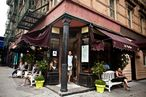 Café Angelique's West Village Shop Closes, Neighboring Café Immediately Tries to Capitalize