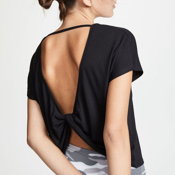 Onzie Swing Back Top