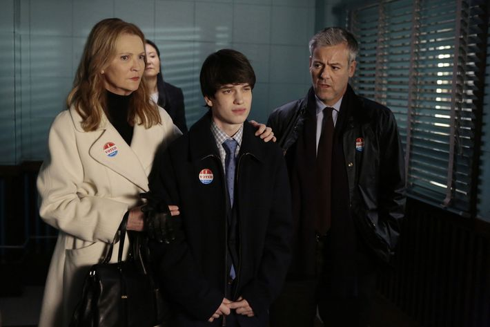 JOAN ALLEN, LIAM JAMES, RUPERT GRAVES