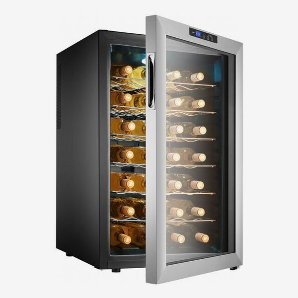 Koolatron 20 Bottle Single Zone Freestanding Wine Refrigerator