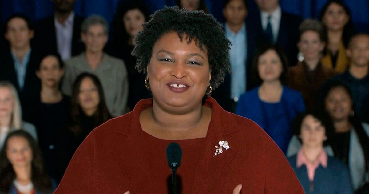 Abrams Delivers in State of the Union Response