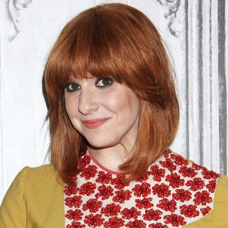 Julie Klausner Visits AOL's