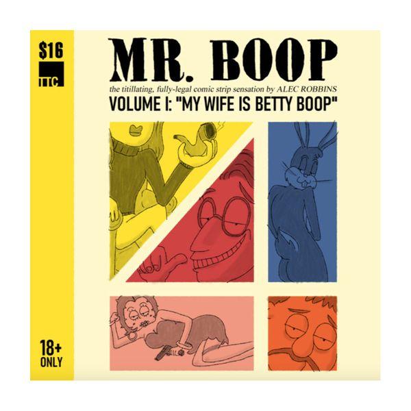 Mr. Boop Volumes I-III