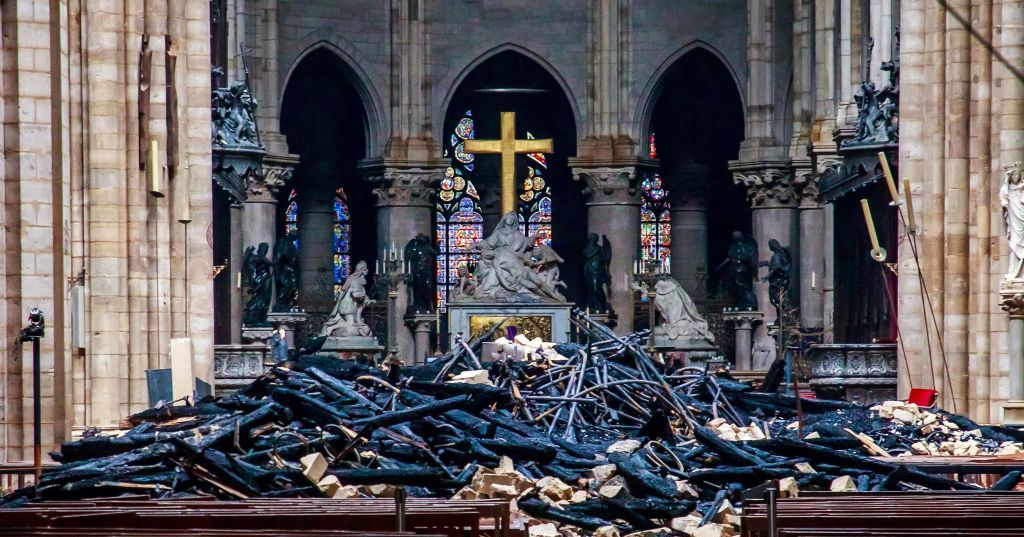 A Medieval Expert on the Symbolism of Notre-Dame and Hope for Its Future