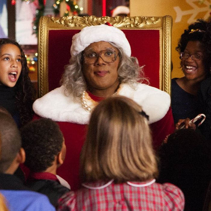 ebiri on tyler perrys a madea christmas a bunch of stuff just randomly thrown together and labeled a movie - Madea Christmas Full Movie