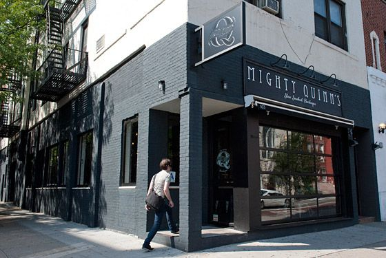 All told, Mighty Quinn's will have four brick-and-mortar locations by the end of 2014.