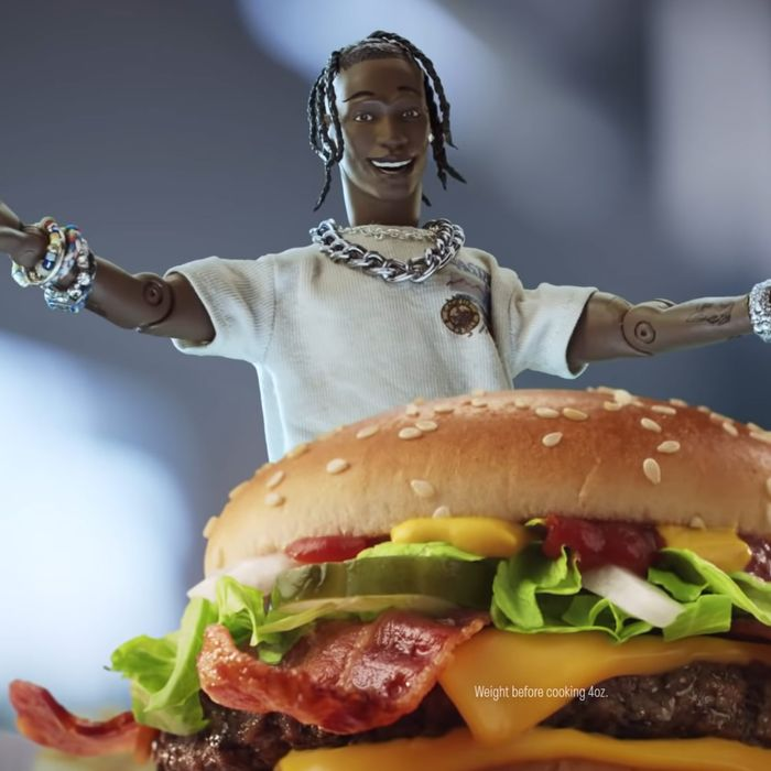 Travis Scott Meal At Mcdonald S Price Review Details