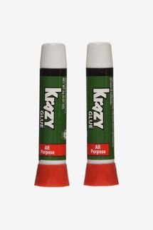 Krazy Glue All Purpose Precision Tip Super Glue (2-pack)