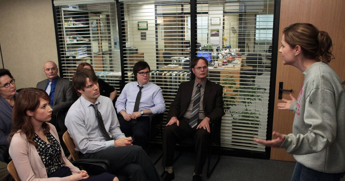 The office recap life of brian vulture - The office season 4 episode 14 ...