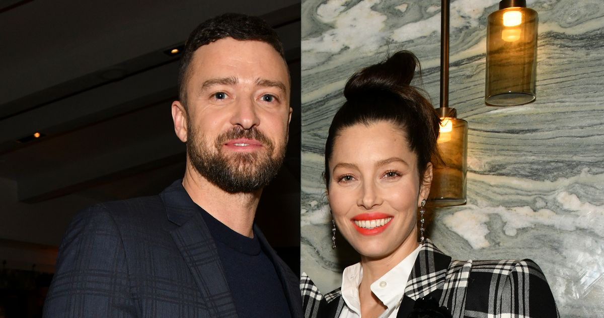 Jessica Biel and Justin Timberlake Confirm Arrival of Quarantine Baby, Phineas