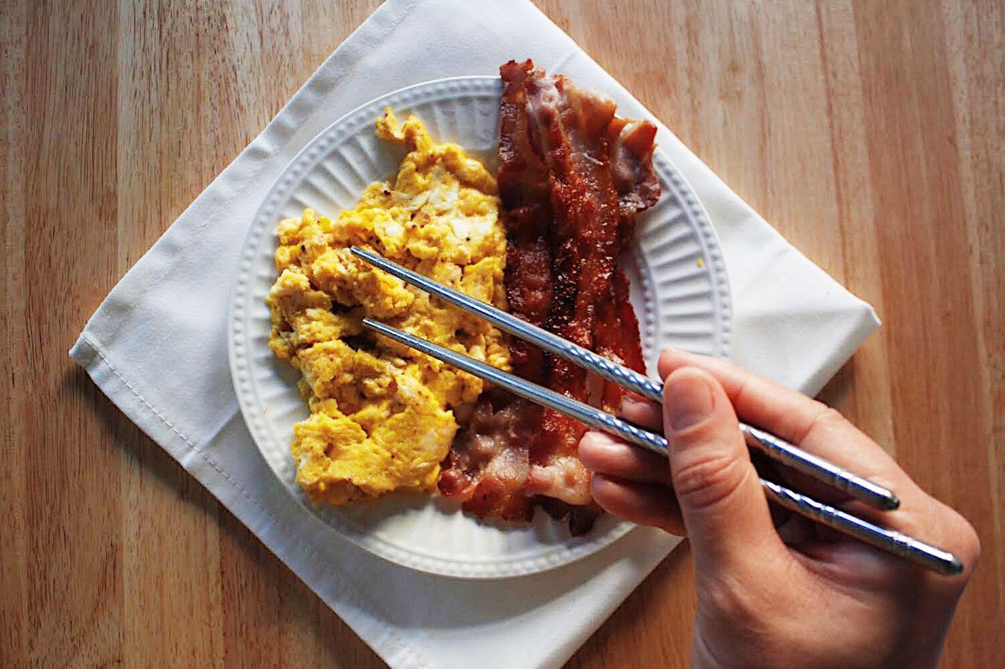 Happy Sales 10-Piece Metal Chopsticks