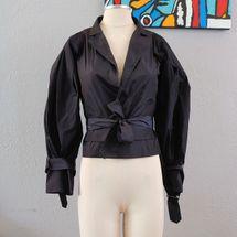 Dries Van Noten Silk Evening Jacket